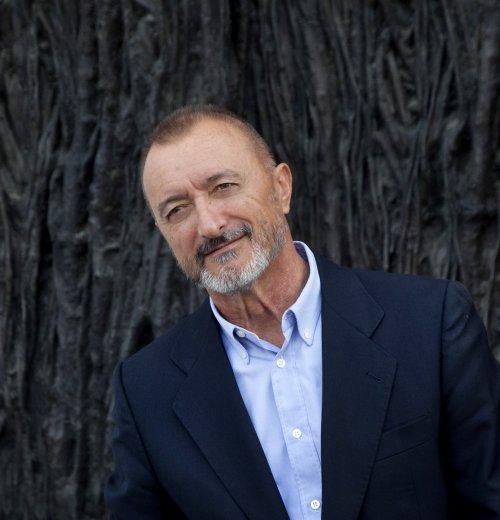 Arturo Pérez-Reverte. © Victoria Iglesias